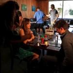 Kevin Myers restaurant scene