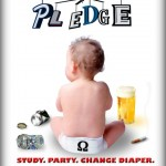 Kevin Myers The Newest Pledge Logo