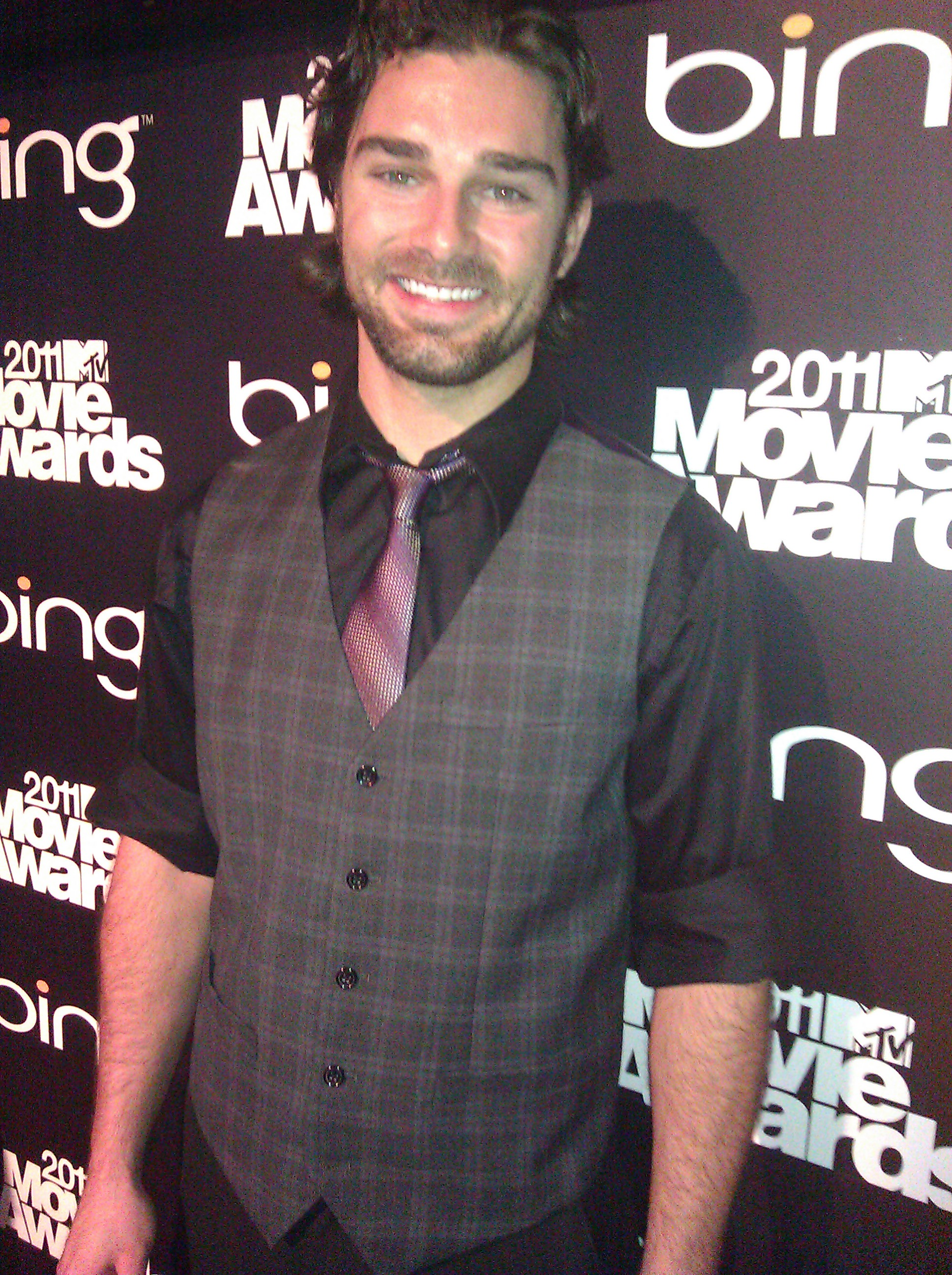 Kevin Myers attends MTV Movie Awards After Party