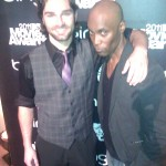 Kevin Myers and Darrick Collins MTV Movie Awards