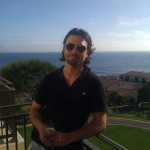 Kevin Myers at Terranea Balcony Room View