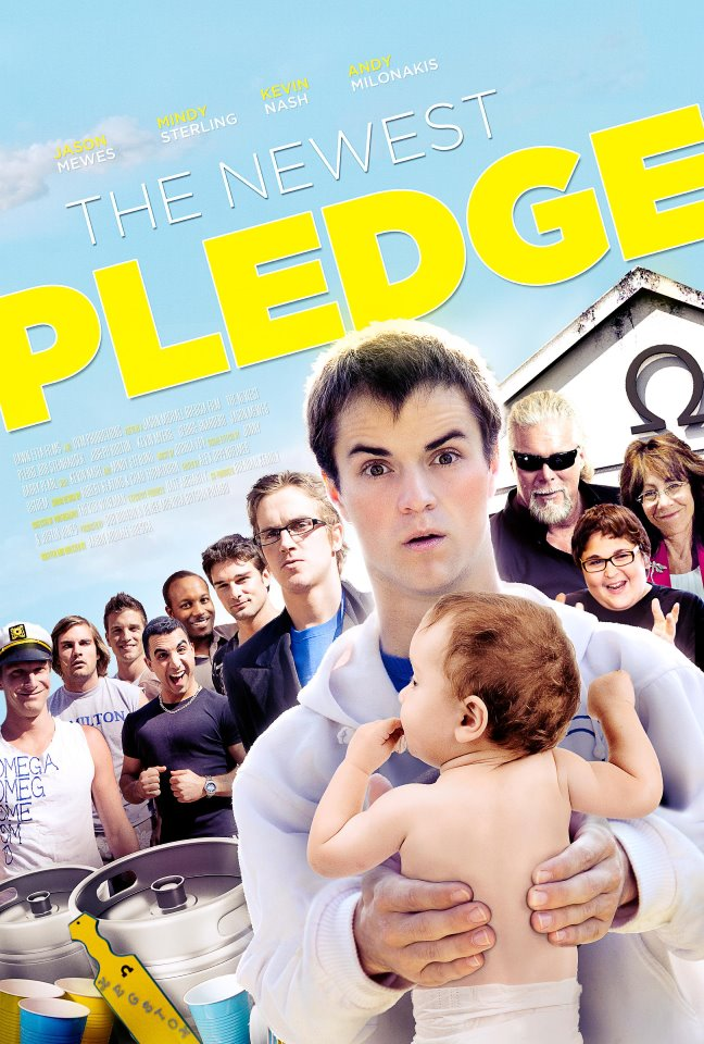 The Newest Pledge Picked Up By Lionsgate and Grindstone!